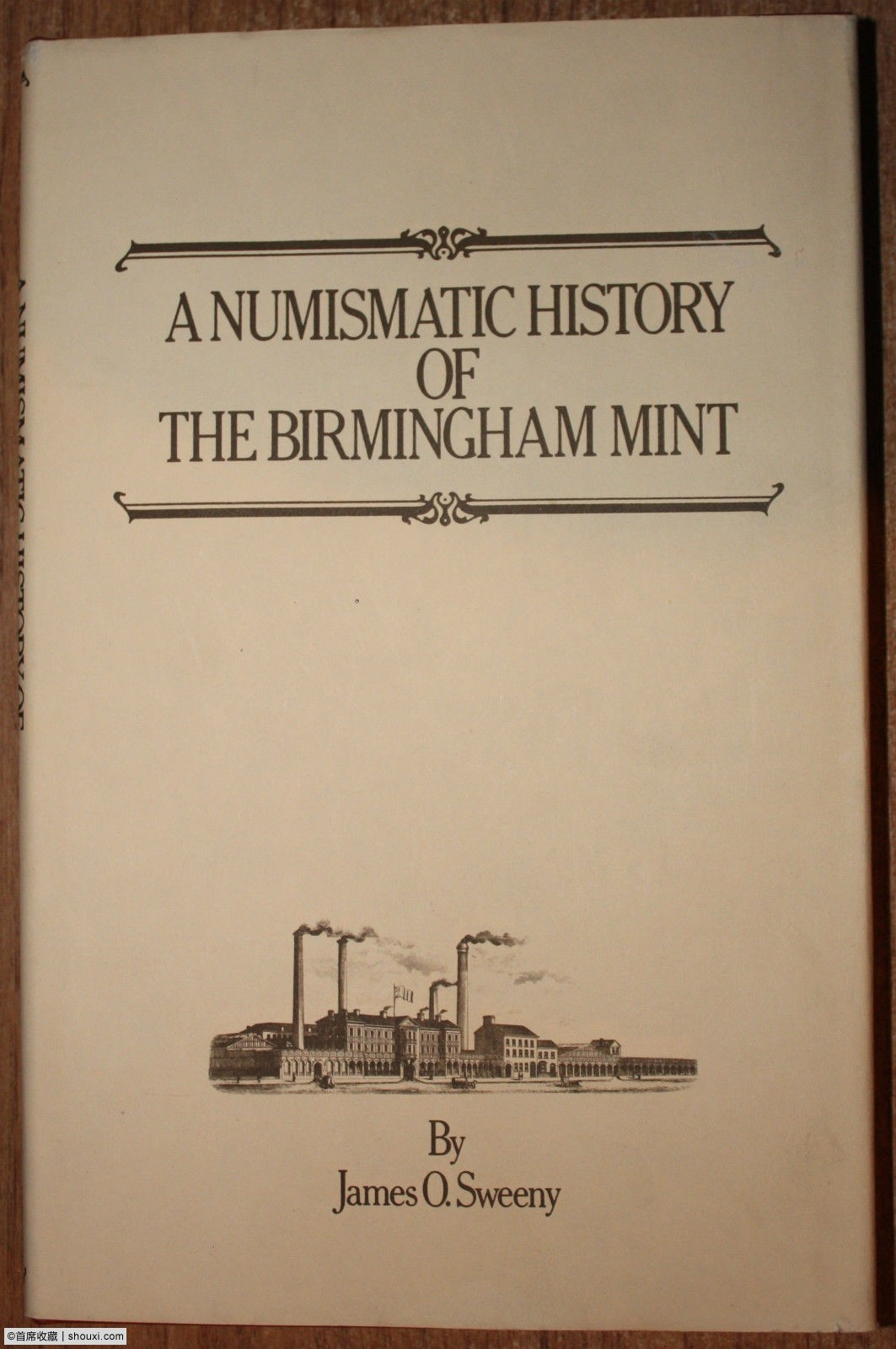Numismatic History of the Birmingham Mint by James O. Sweeny MS1.JPG